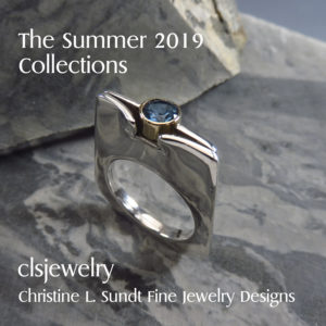 The Summer 2019 Collections - clsjewelry - Christine L. Sundt Fine Jewelry Designs